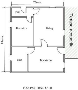 Casa de vacanta  - imagine 15