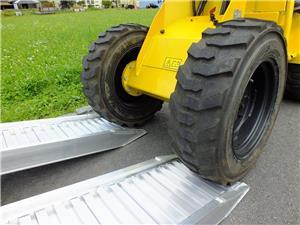 Rampe Aluminiu 8,7 tone - 3,5 m - imagine 4