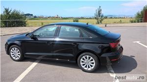 Audi A3 Limuzina clean diesel EURO6 NAVI Xenon LED 09.2015 - imagine 3