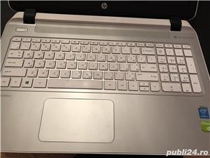 Laptop alb HP diagonala 15,6 inch - imagine 4