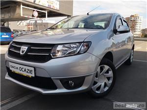 Dacia logan  = 0,9 Tce 90 Cp = 38.000 km - PROPRIETAR  IN  ACTE  ,    - imagine 1