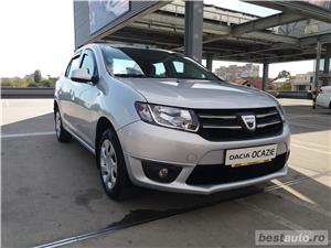 Dacia logan = 0,9-Tce - 90 CP = 38.000 km ,  PROPRIETAR  IN ACTE - imagine 17