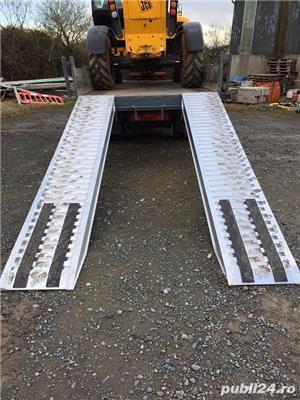 Rampe Aluminiu 8,7 tone - 3,5 m - imagine 5