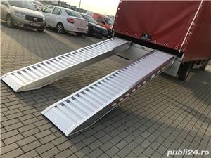 Rampe Aluminiu 8,7 tone - 3,5 m - imagine 1