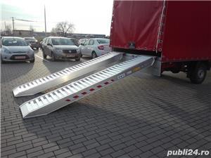 Rampe Aluminiu 8,7 tone - 3,5 m - imagine 3