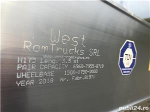 Rampe Aluminiu 8,7 tone - 3,5 m - imagine 2