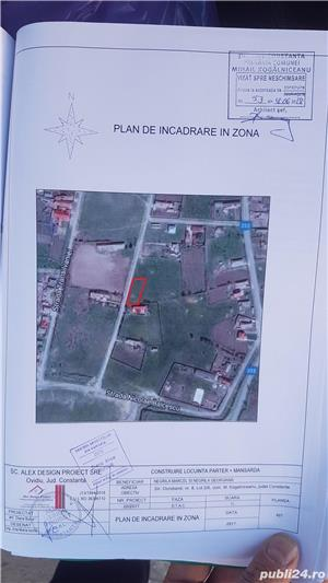 Teren intravilan 800 mp Persoana Fizica Mihail Kogalniceanu - imagine 6