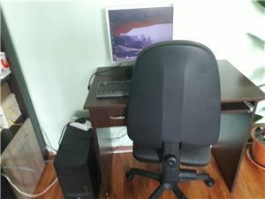 Calculator (Desktop + Monitor +Webcam + Mouse +Tastatură + Scaun ) - imagine 1