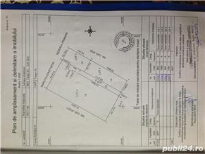 Vând 660 mp intravilan in Tg-Jiu - imagine 1