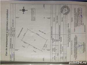 Vând 660 mp intravilan in Tg-Jiu - imagine 2