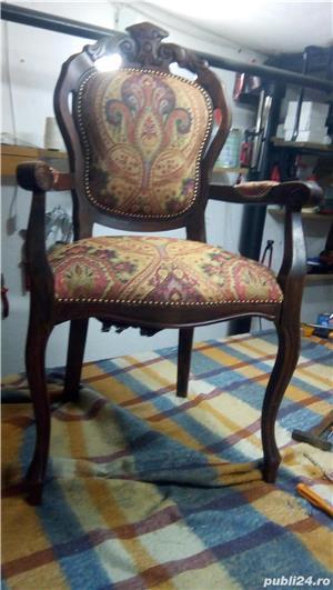 retapitare scaune - imagine 8