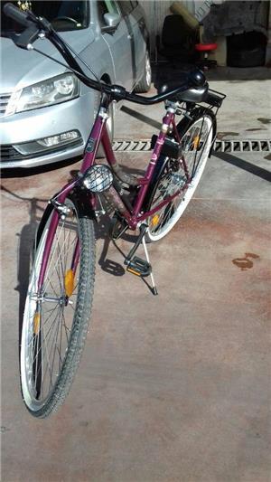 Vând bicicleta pentru dama pegasus  - imagine 7