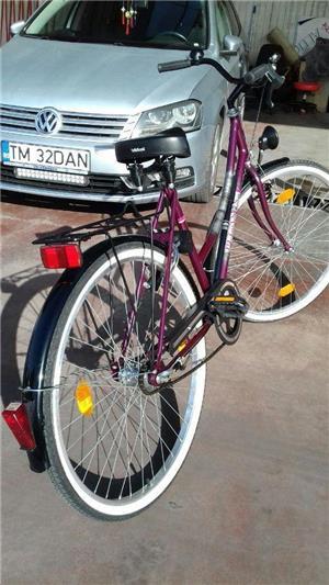 Vând bicicleta pentru dama pegasus  - imagine 5