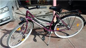 Vând bicicleta pentru dama pegasus  - imagine 1