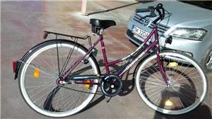 Vând bicicleta pentru dama pegasus  - imagine 4