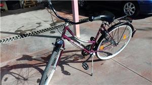 Vând bicicleta pentru dama pegasus  - imagine 2