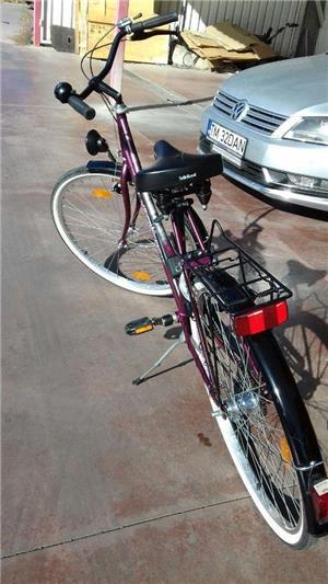 Vând bicicleta pentru dama pegasus  - imagine 3