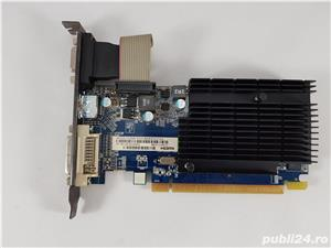 Placa Video Sapphire AMD Radeon HD5450 650Mhz 1GB DDR3 HDMI DVI VGA DirectX 11 - imagine 1