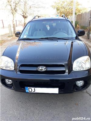 Hyundai 2006 Santa Fe - imagine 8