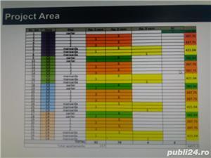 Autorizatie de constructie bloc ! Proiect la cheie. Teren 10200 mp. - imagine 4