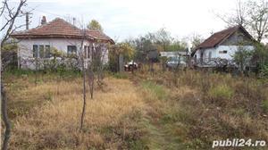 Vand casa cărămidă sat Milcoveni com Corbu  - imagine 6