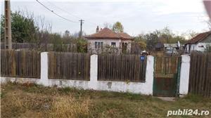 Vand casa cărămidă sat Milcoveni com Corbu  - imagine 5