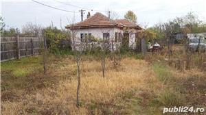 Vand casa cărămidă sat Milcoveni com Corbu  - imagine 10