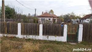 Vand casa cărămidă sat Milcoveni com Corbu  - imagine 11