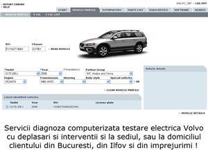 Diagnoza VOLVO testare auto cu tester + reparatii electrica cu deplasare la domiciliu - imagine 2