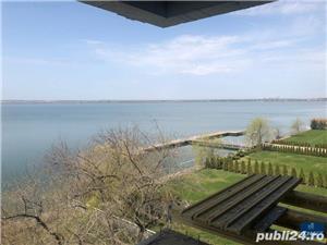 Statiunea Mamaia, prima linie la lac, ponton ambarcatiuni - imagine 2