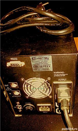 UPS Mustek PowerMust 1000 USB - imagine 4