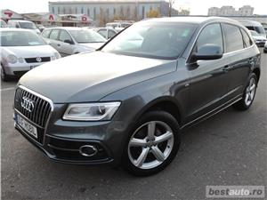 Audi Q5 2.0TDI S-LINE Sport Packet Plus 177CP Quattro 2013 FULL OPTIONS - imagine 3