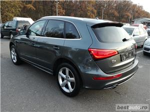 Audi Q5 2.0TDI S-LINE Sport Packet Plus 177CP Quattro 2013 FULL OPTIONS - imagine 4