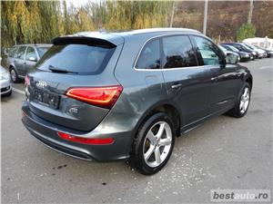 Audi Q5 2.0TDI S-LINE Sport Packet Plus 177CP Quattro 2013 FULL OPTIONS - imagine 5