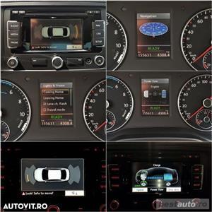 VW JETTA/ 2013.DISEL-Cutie AUTOMATA DSG II-Dotari TOP/ Impecabila.Limousine culoare Blue  - imagine 10