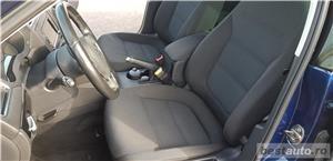 VW JETTA. 2012.DISEL-Cutie AUTOMATA DSG II-Dotari TOP. Impecabila.Limousine culoare Blue Electric - imagine 8