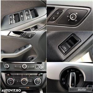 VW JETTA. 2012.DISEL-Cutie AUTOMATA DSG II-Dotari TOP. Impecabila.Limousine culoare Blue Electric - imagine 6