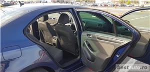 VW JETTA. 2012.DISEL-Cutie AUTOMATA DSG II-Dotari TOP. Impecabila.Limousine culoare Blue Electric - imagine 10