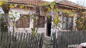 Vand casa cărămidă sat Milcoveni com Corbu  - imagine 15