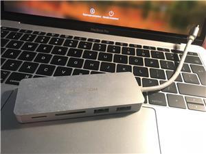 Laptop MacBook Pro 13, 2017, tastatura internationala, cumparat de la PC Garage - imagine 5