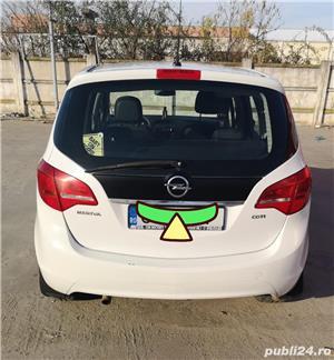 Opel meriva - imagine 4