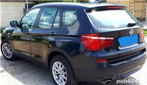 BMW X3 - achizitionat din reprezentanta BMW Germania  - imagine 3