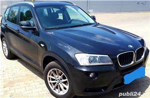 BMW X3 - achizitionat din reprezentanta BMW Germania  - imagine 5