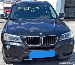 BMW X3 - achizitionat din reprezentanta BMW Germania  - imagine 9