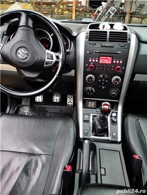 Suzuki grand vitara - imagine 12
