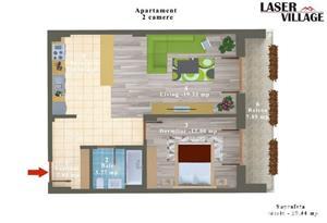 Apartament Magurele bloc NOU - imagine 5