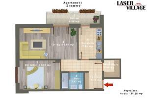Apartament Magurele bloc NOU - imagine 6