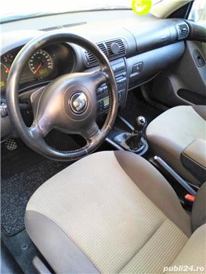 Seat toledo 1.9 TDI, 110 HP, 2003, istoric service - imagine 3