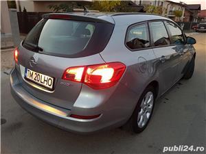 Opel Astra J, 2012, 1.3 cdti, 95CP, 131.900 km, Navigatie, RAR  - imagine 3