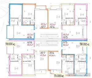 OP584 Ghiroda, Apartamente cu 1 si 2 Camere, Bloc Nou - imagine 2
